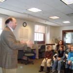 Secretary of State Dunlap addresses Kidz Kamp