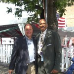 meeting RNC Chair Michael Steele