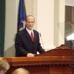 Governor delivers his State of the State message